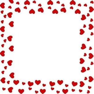 6234559 Heart Border Printing Labels Scrapbook Patterns Borders For Paper