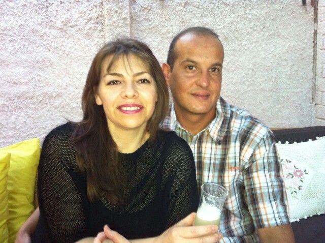 Claudia y Cristian