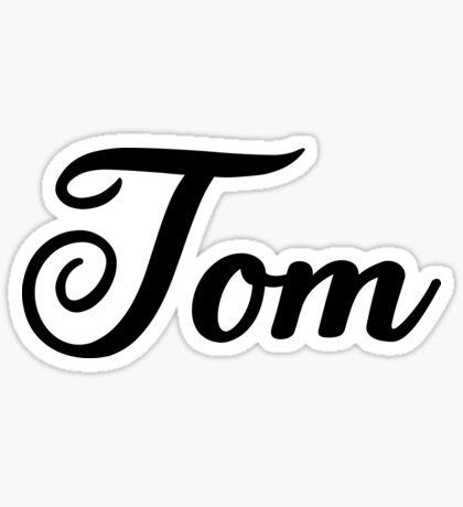 Risottoart Shop Redbubble Lettering Toms Boy Names