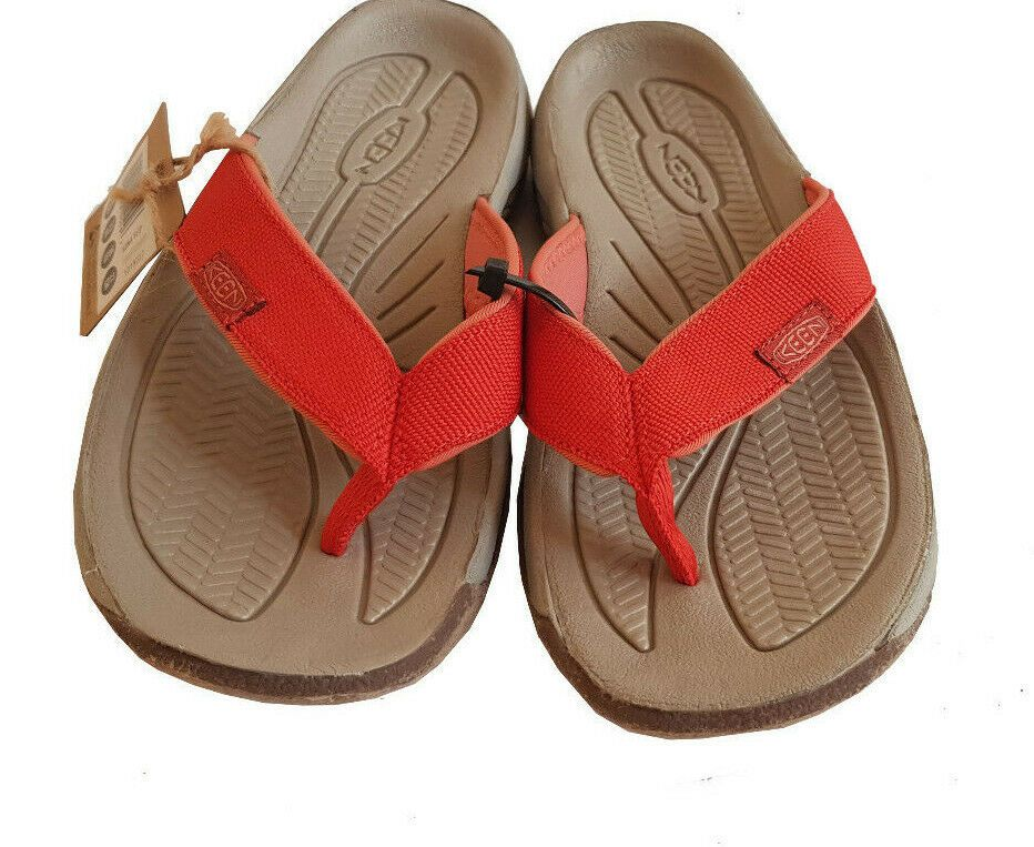 ade0392e8b47 KEEN Women s Kona Flip-Flops Fig Crab Apple Size Us 10  1019327  fashion   clothing  shoes  accessories  womensshoes  sandals (ebay link)