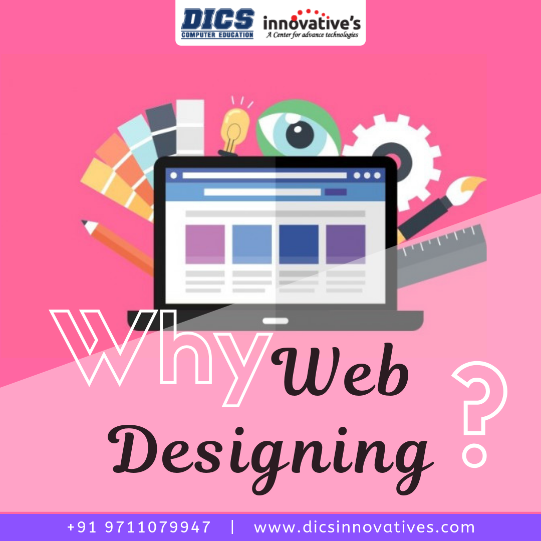 We Have Bunch Of Reasons Of Why You Should Go For Webdesigning In Order To Make A Successfulcareer Call Us Today For Free Best Computer Web Design Institute