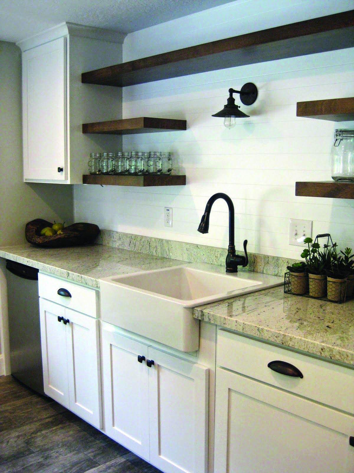 Wet Bar Ideas Rustic farmhouse kitchen, Kitchen