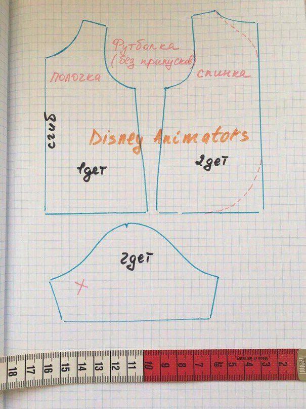 Одежда для кукол Дисней, Готц, Паола Рейна | 인형 | Pinterest ...