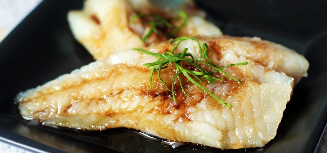 How To: Make Perfectly Moist Fish with the No-Cook Poaching Method