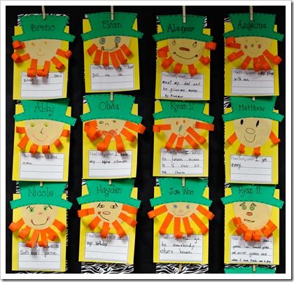 10 St Patrick S Day Arts And Crafts Projects For The Kids School