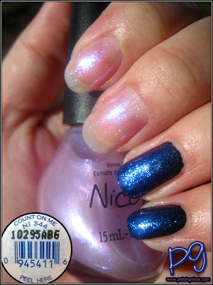 Opi Infinite Shine You Can Count On It Nicole By Opi Count On Me By Itself And Over Black Polish Drawer Nicole By Opi Opi Polish
