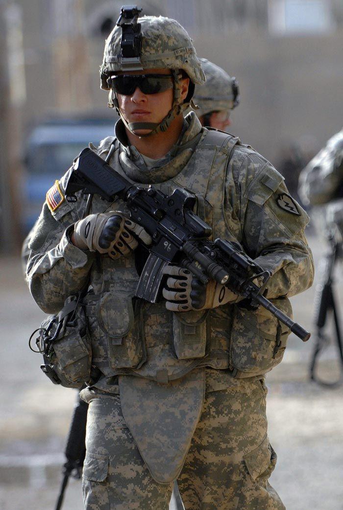люблю картинки солдат америки модели оснащены