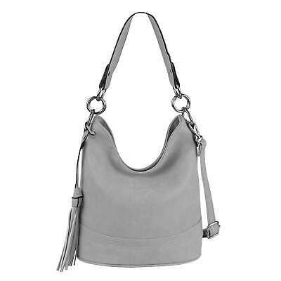 Photo of ❤️ITALYSHOP24.COM❤️ DAMEN TASCHE HOBO-BAG Handtasche Schultertasche Shop…