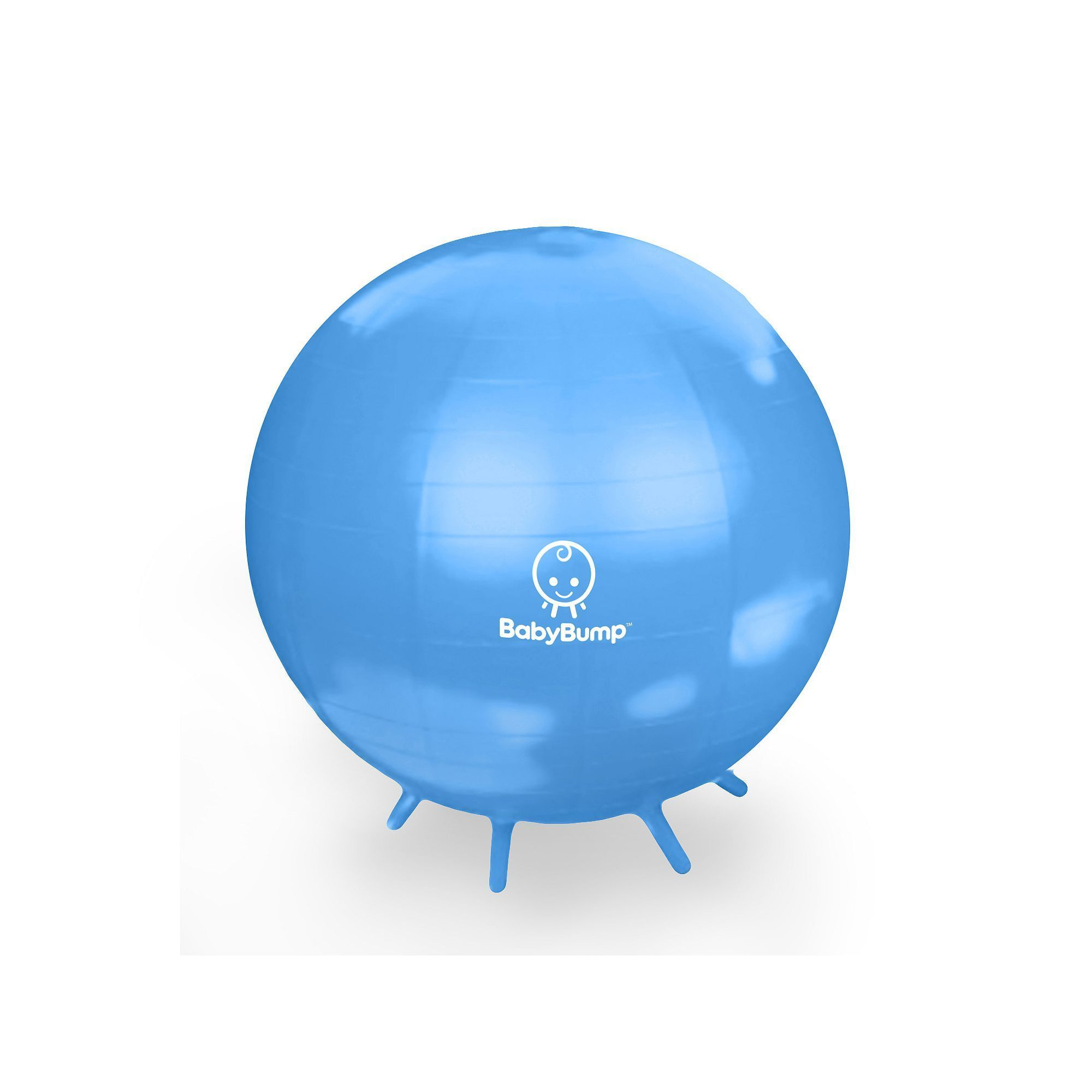 BabyBump Stability Ball, Blue