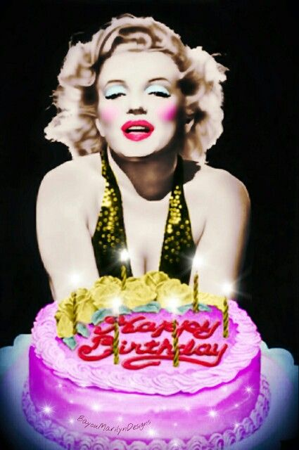 Pin On Marilyn Monroe Birthday Wishes