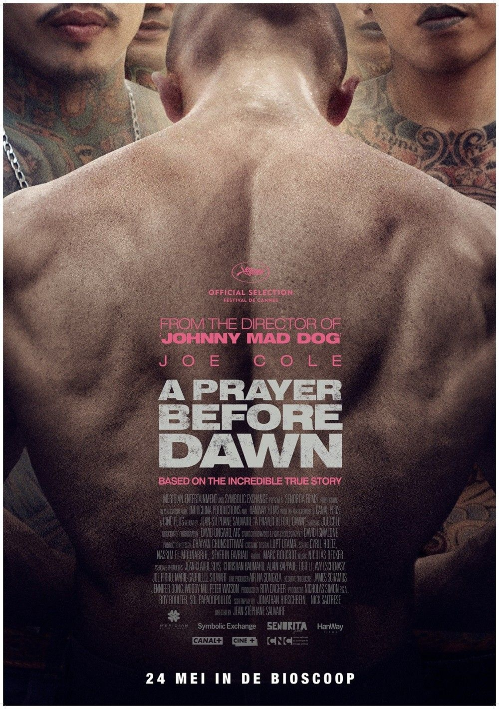 A Prayer Before Dawn 2017 The True Story Of An English Boxer