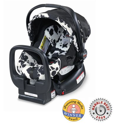 A Bit Premature But This Car Seat Is Incredibly Safe They Have It In Green Probably Wont Go With Moo Cow Print