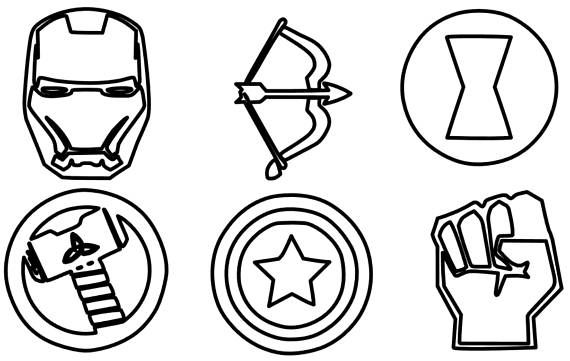 Avengers Decal, Marvel Comics, Avengers Stickers, Iron Man, Thor ...
