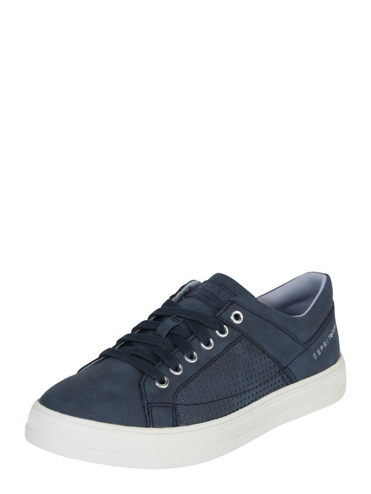 the best attitude 94de7 9c3e4 Damen ESPRIT Sneaker Sidney Perf blau | Frauen Schuhe ...