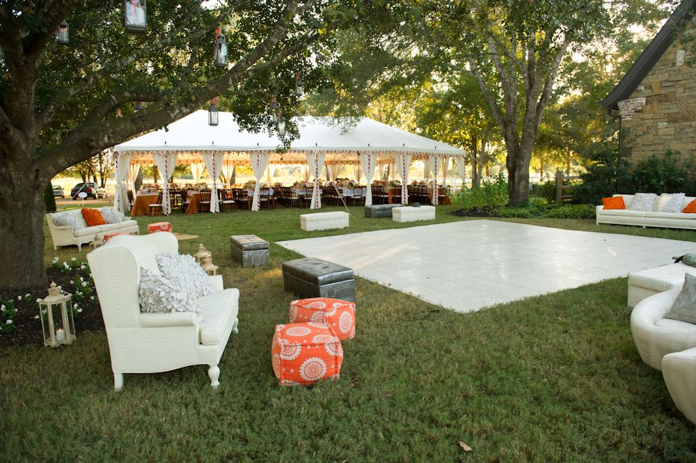 An Update On Our Vow Renewal Ceremony Outdoor Dance FloorsWedding