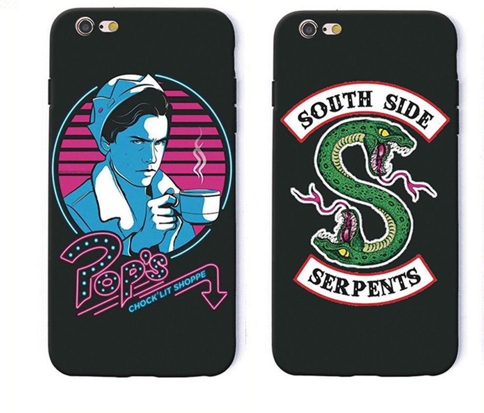 coque iphone x south side serpent