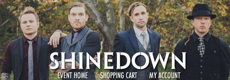 Shinedown meet greet bundle upgrades available vipmeet greet shinedown meet greet bundle upgrades available m4hsunfo