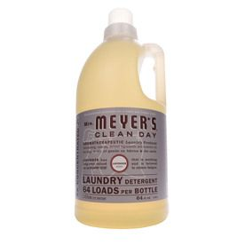 Mrs Meyers Clean Day Clean Day 64 Fl Oz Lavender He Liquid Laundry