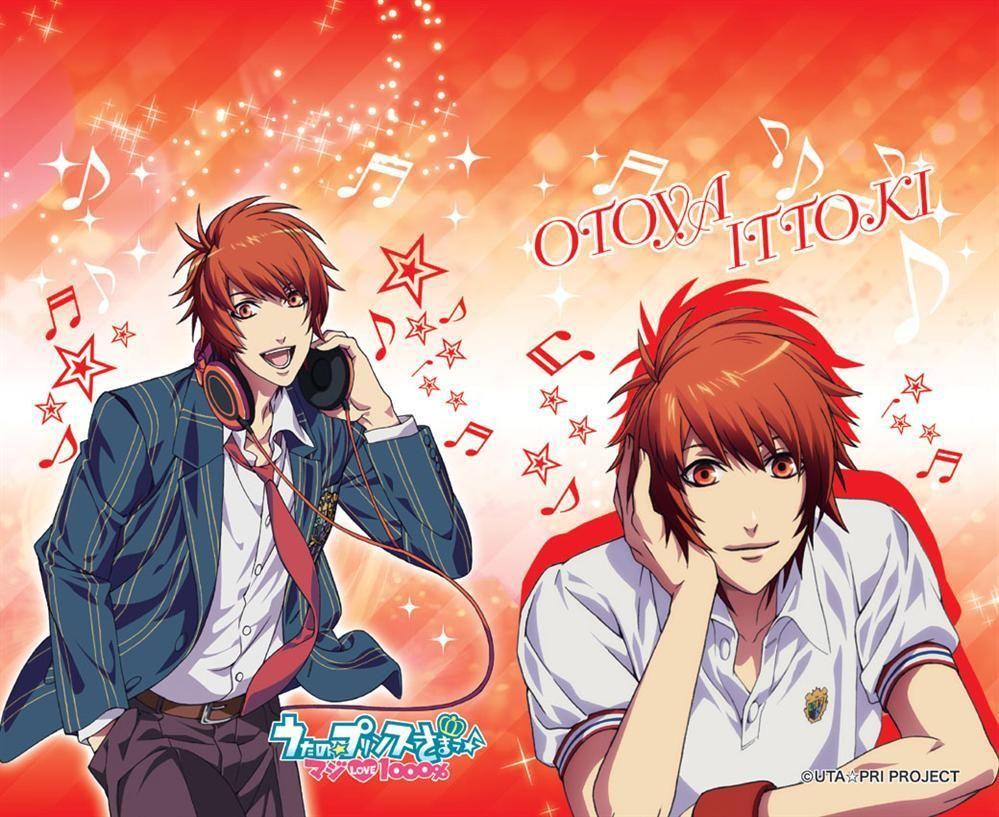 Ittoki otoya uta no prince sama otoya ittoki hot anime