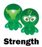 Bok Choy Boy - Series 3 - Strength Figurine, $0.59 (http://www.coolzips.com/bok-choy-boy-series-3-strength-figurine/)