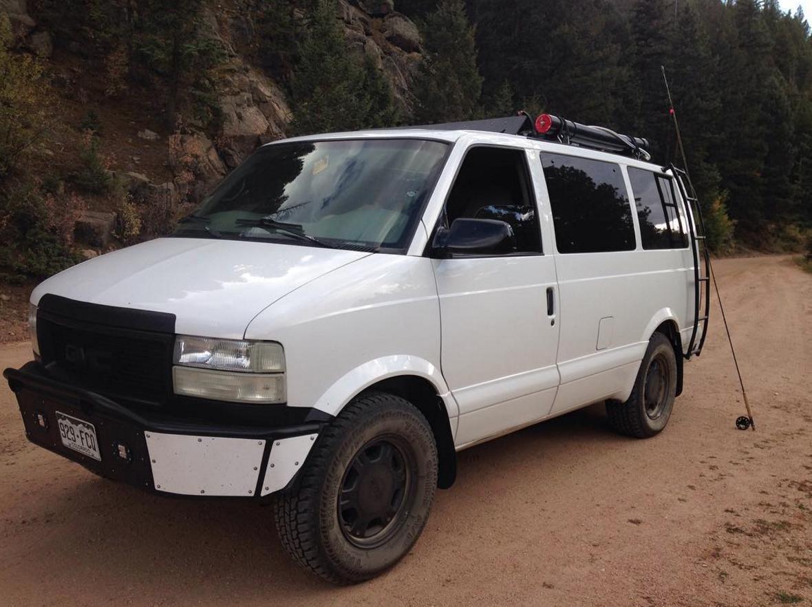 Astro Safari Awd 3 Lift Camper Van