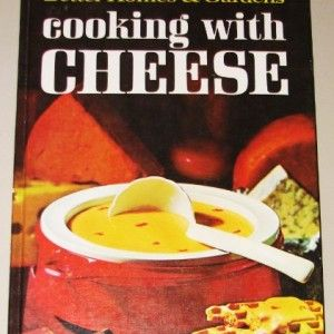 Cheese Cheese Cheese this book is chock full of some of the best cheese recipes.