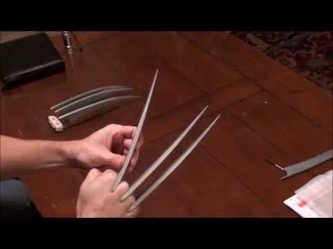 52 Wolverine Claws DIY