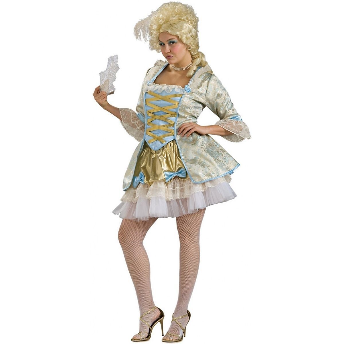lady of versailles plus size adult women sexy marie antoinette halloween costume - Size 18 Halloween Costumes