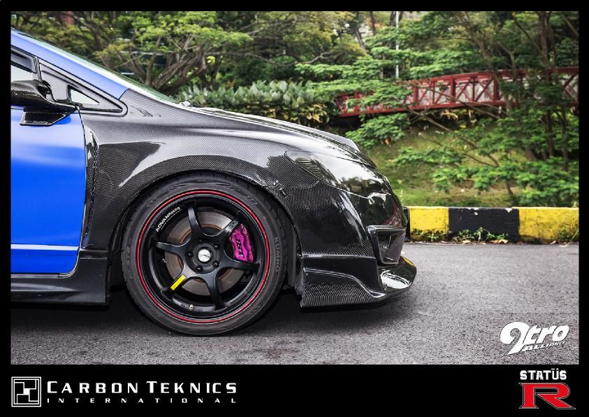 Our Customers Carbonized Civic Fd1 Featured By 9tro Alliance Photo 03 Honda Civic Civic 2013 Honda