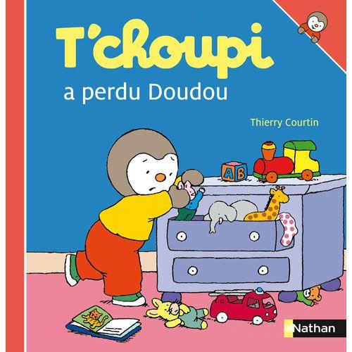 Livre T Choupi A Perdu Doudou Tchoupi Et Doudou Tchoupi