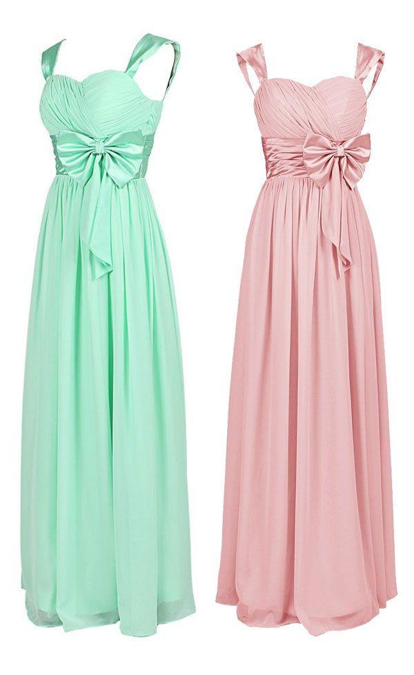 Bridesmaid Dress | Bridesmaid dresses 2017, Mint bridesmaid dresses ...
