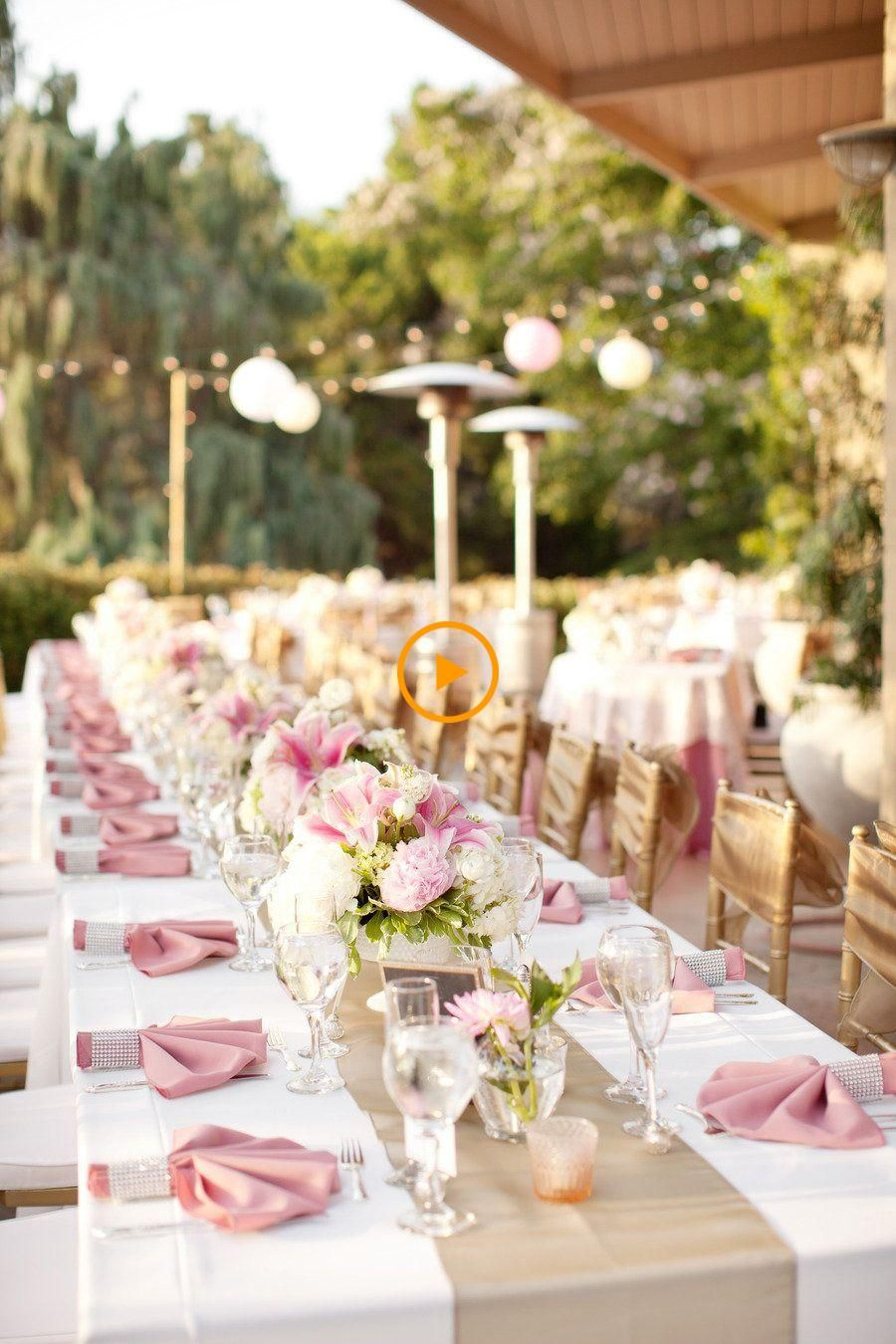 Los Angeles Arboretum Botanical Garden Wedding From Serena Grace