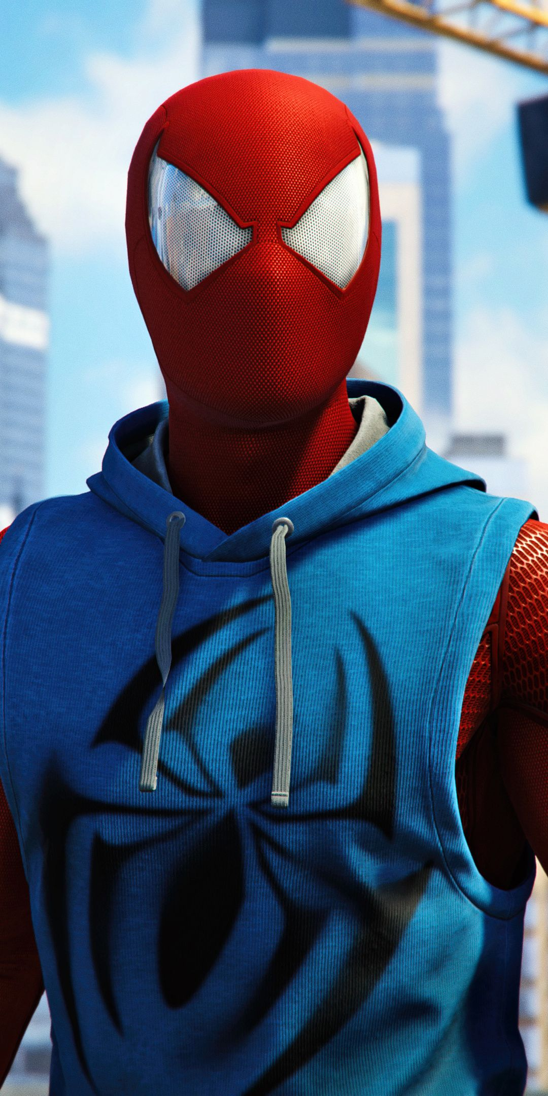 Scarlet Spider, Spiderman (PS40, video game, 2018
