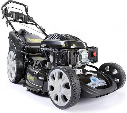 Gude Big Wheeler 515 4in1 Blackline Benzin Rasenmaher Gartenxxl De Gartentechnik Rasen