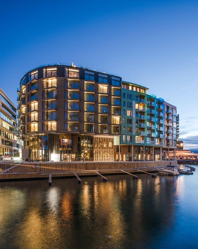 The Thief Hotel Oslo Norway