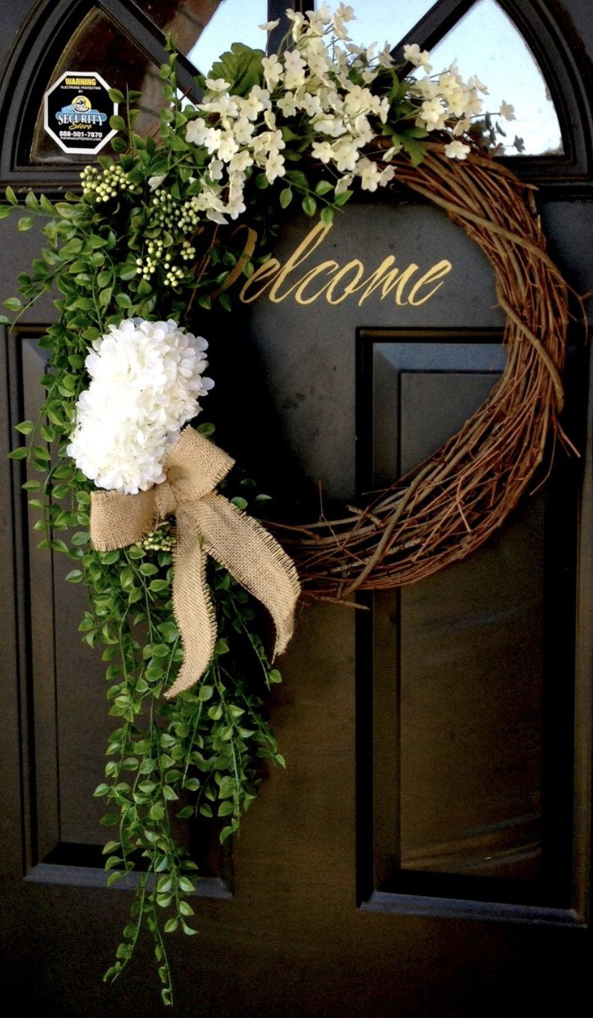 Photo of Specializing in homemade wreaths, floral arrangements and more!