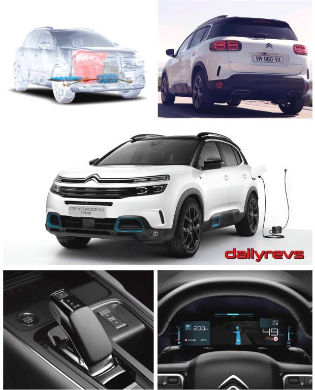 2020 Citroen C5 Aircross SUV Hybrid |  : 2020 Citroen C5 Aircross SUV Hybrid - HD Pictures, Spec, I
