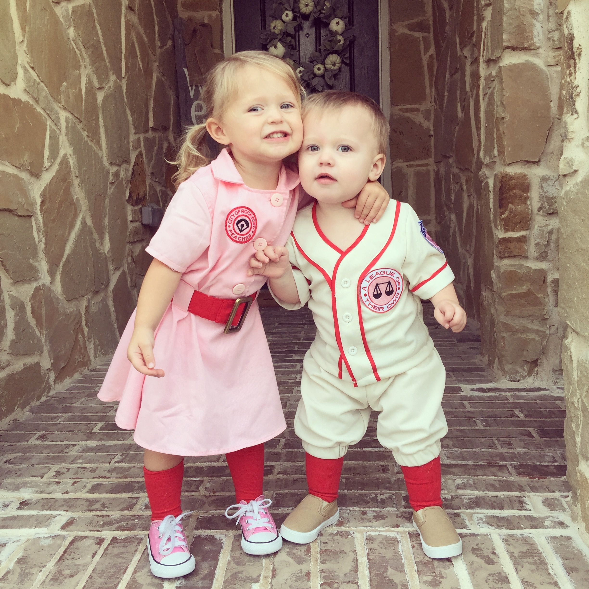 Sister Halloween Costumes 2020 Sibling Halloween Costume   A League of Their Own | Sister