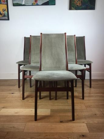 Mid Century Farstup Danish Dining Chairs FREE LOCAL