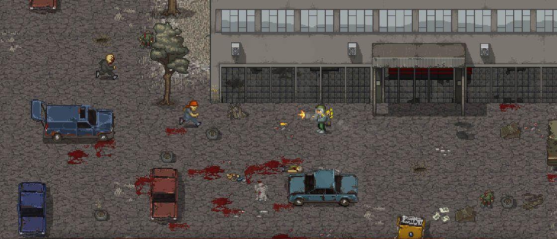 Free Mobile Pixel Art Dayz Released Mini Dayz Survival Games