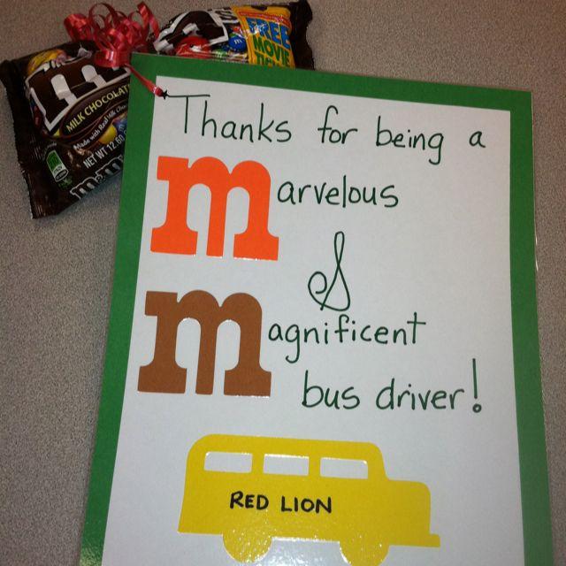 bus driver appreciation week saying | just b.CAUSE