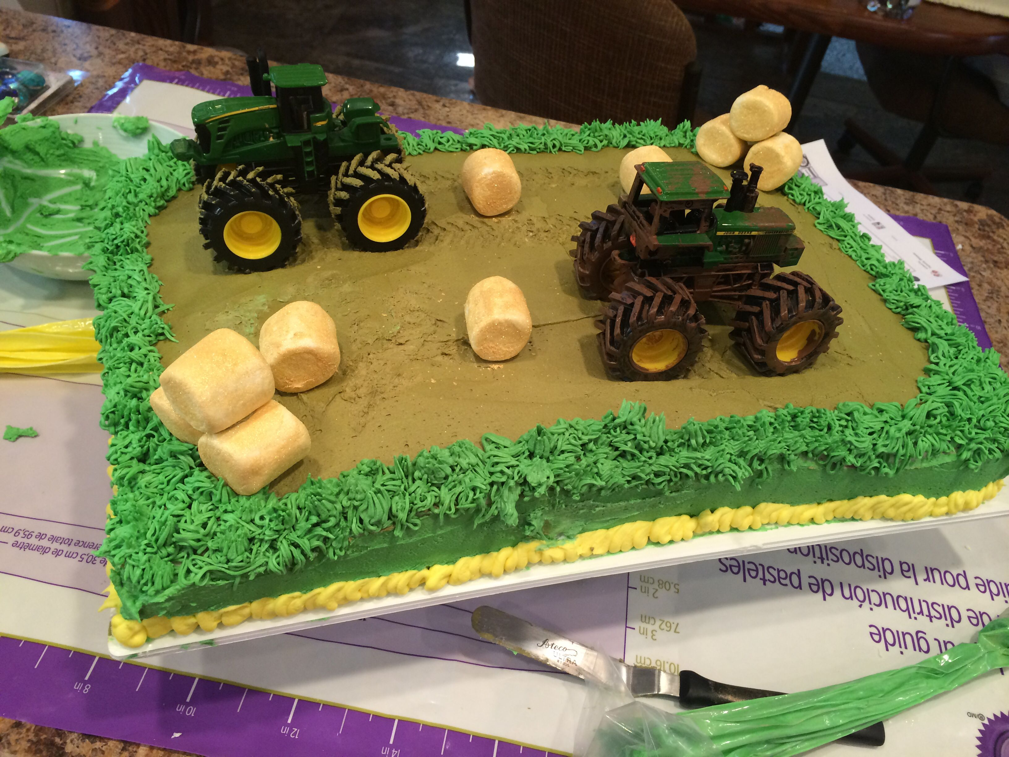 Tractor Cake Farm Cake Grooms Cake Cakes In 2019