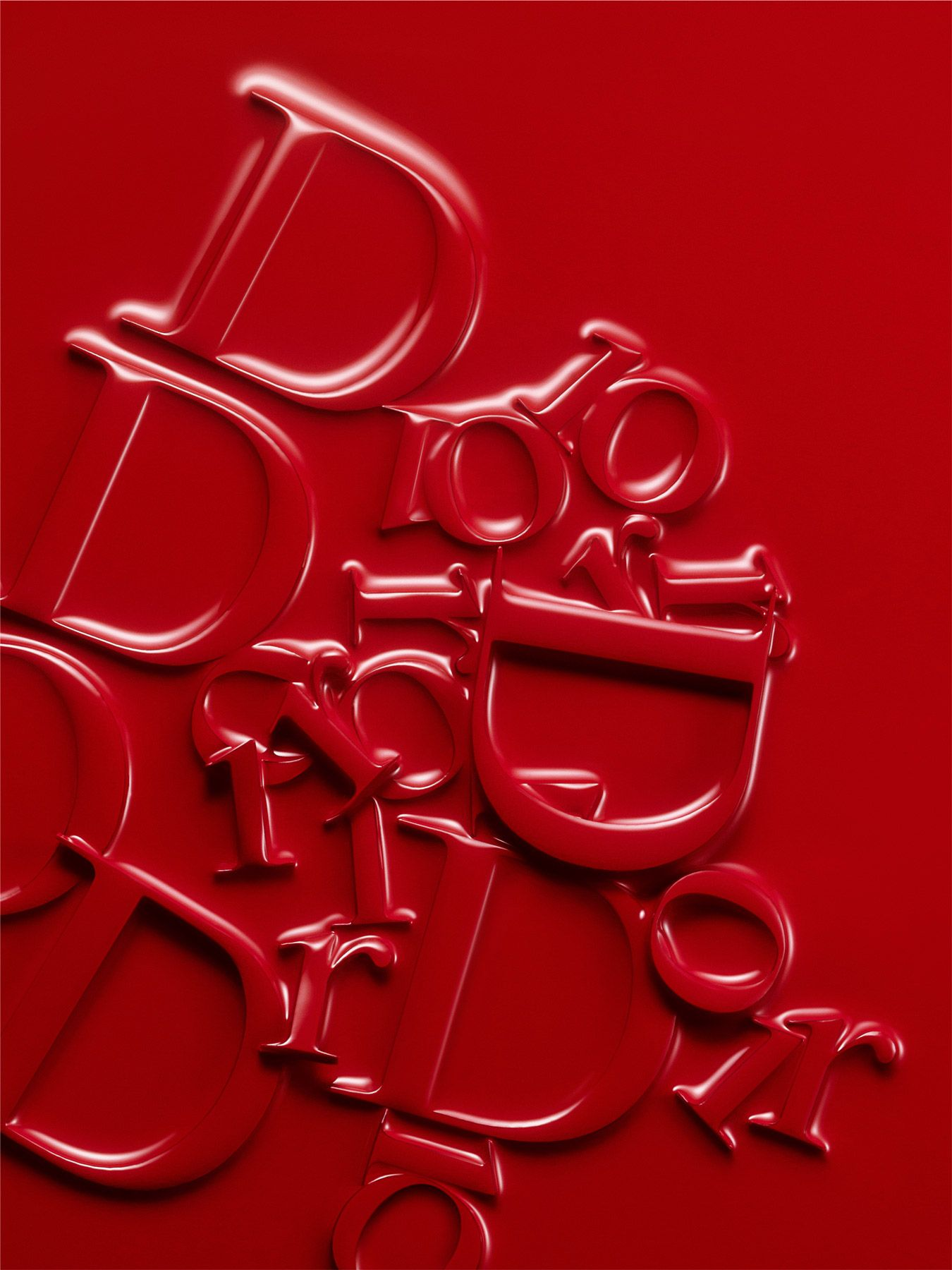 Dior Fond d'écran rouge, Fond d écran couleur, Fond d