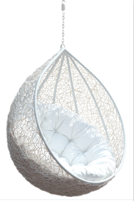 Teardrop Hanging Chair I Love It Written By Bella Bedroom Hanging Chair Swing Chair For Bedroom Hanging Egg Chair