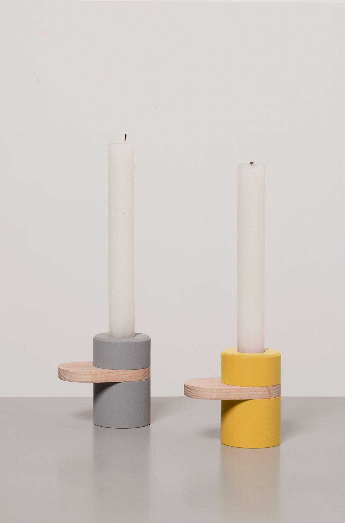 HEAVY CREAM (Candle holder) on Behance