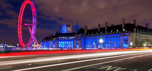 Guida di viaggio di Londra London, Places