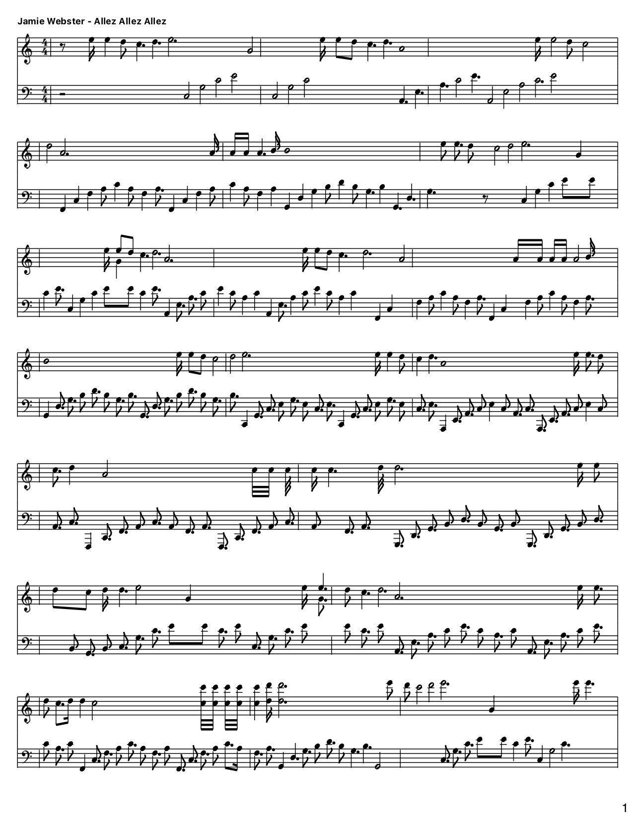 Pin By Joe Burhess On Sheet Music In 2020 Sheet Music Piano Tutorial Piano