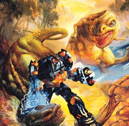 80s-90s-stuff: 80s Gamma World artwork (Delta Fragment) by ...