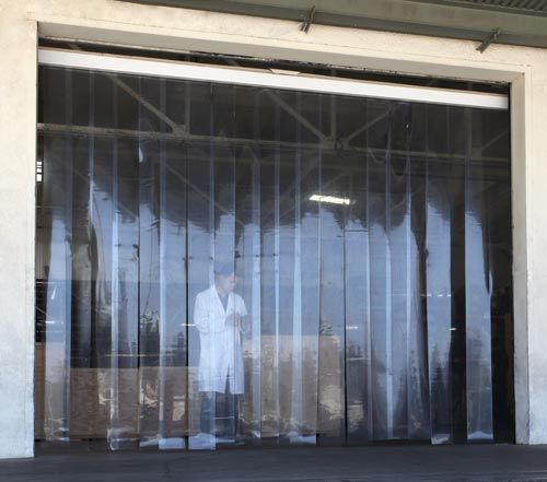 Cleanroom Curtains And Strip Shields Strip Curtains Curtains
