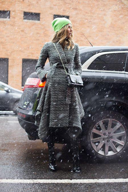 Нью-Йорк - осень/зима 2016-2017